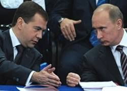 Медведев поправил Путина