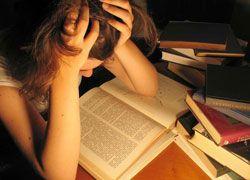 Экзамены: как успокоить нервы?