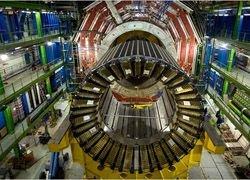 Запуск коллайдера перенесли