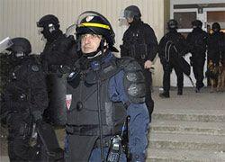 """Французская полиция арестовала \""""грабителей века\"""""""