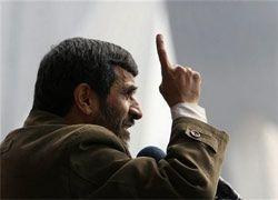 Над Ахмадинежадом сгущаются тучи заговора