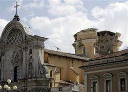 В Италии произошло новое сильное землетрясение