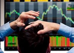 Фондовый рынок США рухнул на $300 млрд