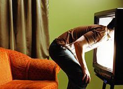 Телевидение - свалка испорченных денег