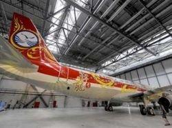 "Airbus выпустила первый лайнер \""Made in China\"""