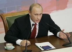 Антикризисный план Путина: бесполезные меры