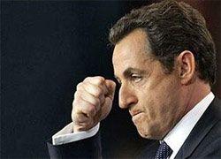 Николя Саркози уволил восемь министров