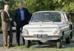 Каждый четвертый автомобиль в России - старше 20 лет