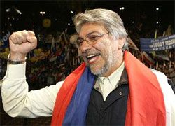 Президента Парагвая обвинили в изнасиловании
