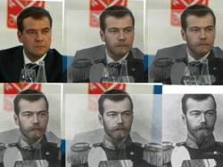 Дмитрий Медведев в истории России