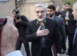 Мир-Хоссейна Мусави ожидает судебное преследование