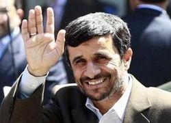 Друзья Махмуда Ахмадинежада
