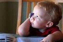 В Европе появились телефоны для четырехлетних