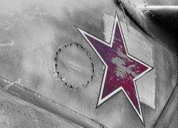 Красные звезды с самолетов все-таки убрали