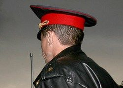 В Москве лейтенант милиции зарезал в кафе трех человек