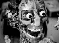 Разработан робот, способный на 7 человеческих эмоций