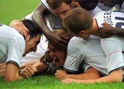 Футболисты США сенсационно победили сборную Испании