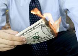 Почему мы остаемся без сбережений