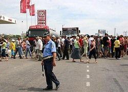 Рабочие Воронежа пообещали перекрыть федеральную трассу