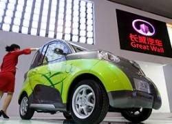 Китайский автопром шикует несмотря на кризис