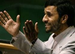 """Ахмадинеджад выполнил \""""план Путина\"""" раньше России"""