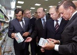 Зачем Путин ходил в супермаркет