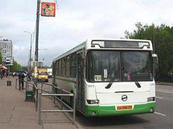 """Общественному транспорту Москвы выделят \""""спецтрассы\"""""""