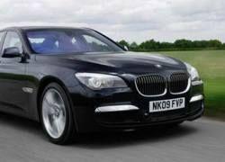 BMW представляет M-версию седана 7 серии