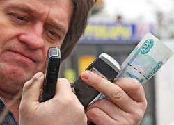 Россияне стали экономить на сотовой связи