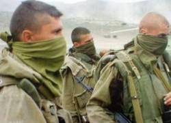 В Крыму задержан автобус с российскими морпехами