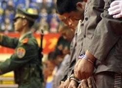 За 9 лет в Китае расстреляно 10 тысяч коррупционеров
