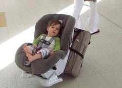 Помогите ребенку в большом путешествии