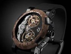 Часы, изготовленные из корпуса Титаника