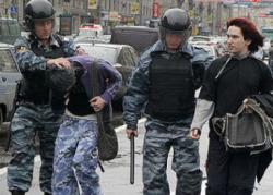 Милиционеров хотят сажать за незаконное задержание