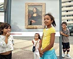 Новая  Джоконда вызвала споры среди искусствоведов