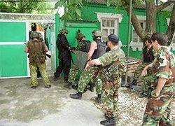 Группа боевиков проникла в ингушское селение