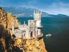 Туристы покидают Крым