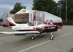 Электрический самолет установил мировой рекорд
