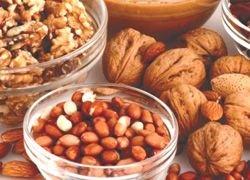 Орешки важны не только для белок, но и для сердца