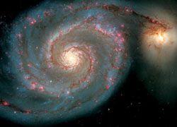 С Галактики сняли обвинения в изменении климата Земли