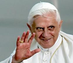 Папа Римский осудил борьбу за авторские права