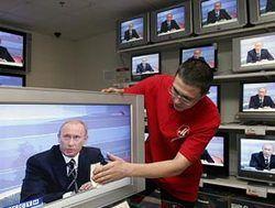 Телевидение под контролем Кремля