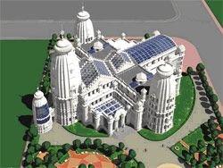 В Москве появится кришнаитский храм