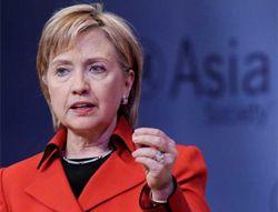 Клинтон: У Северной Кореи не осталось друзей и шансов