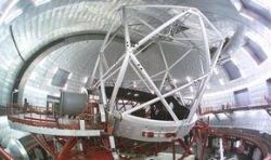 На Канарах введен в эксплуатацию гигантский телескоп