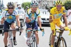 "На \""Тур де Франс\"" победил испанец Альберто Контадор"