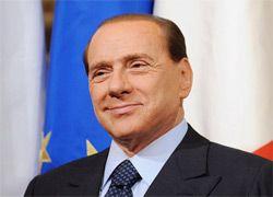 Берлускони обещал проститутке кресло в Европарламенте
