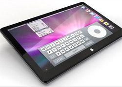 Планшетный ПК Apple появится в начале 2010 года