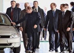 Путин хочет строить автозаводы на Дальнем Востоке