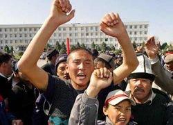 Киргизия - арена борьбы ведущих мировых держав